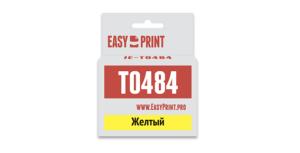 Картридж T0484 / C13T048440  желтый для Epson