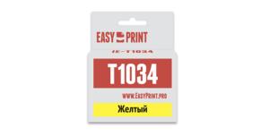 Картридж T1034 / C13T10344A10 желтый для Epson