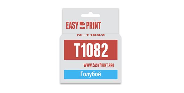 Картридж T0922 / T1082 голубой для Epson