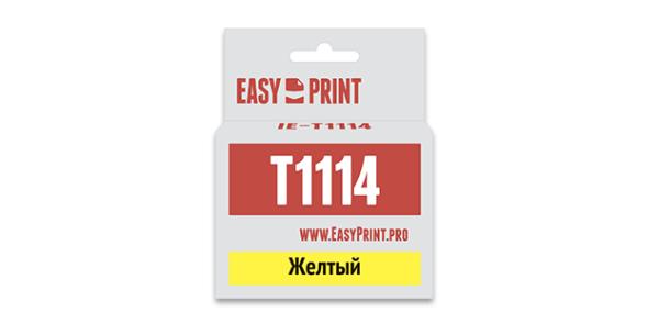 Картридж T0814 / T1114 желтый  для Epson