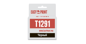 Картридж T1291 / C13T12914011 черный  для Epson