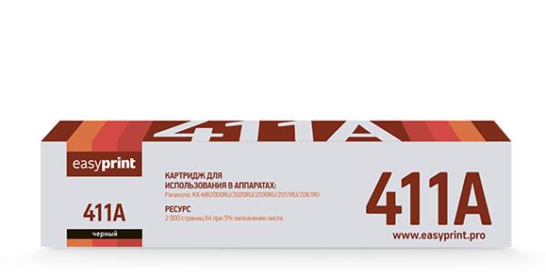 Картридж KX-FAT411A7  для Panasonic