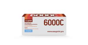 Картридж 6000C / 106R01631 голубой для Xerox