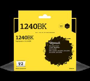 Картридж LC-1240BK черный для Brother
