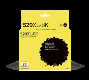 Картридж LC-529XL-BK  черный для Brother