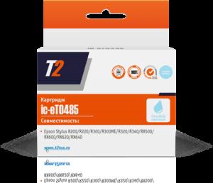 Картридж T0485 / C13T048540  светло-голубой для Epson