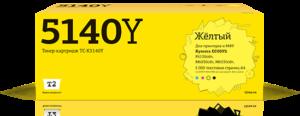 Картридж TK-5140Y  желтый для Kyocera