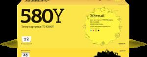 Картридж TK-580Y желтый для Kyocera