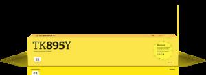 Картридж TK-895Y  желтый  для Kyocera