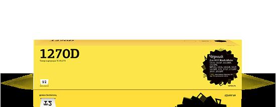 Тонер-картридж Type 1270D для Ricoh