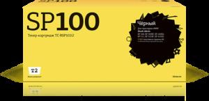 Картридж SP101E / 407059  черный для Ricoh