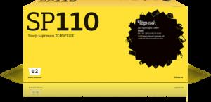 Картридж SP110E / 407442 черный для Ricoh