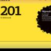 Картридж SP201HE / 407254 черный для Ricoh