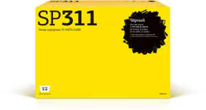 Картридж SP311UXE / 311UXE / 821242 черный для Ricoh