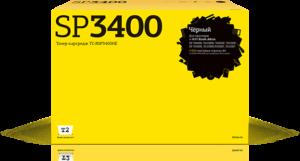Картридж SP3400HE/ 406522 / 407648 черный для Ricoh