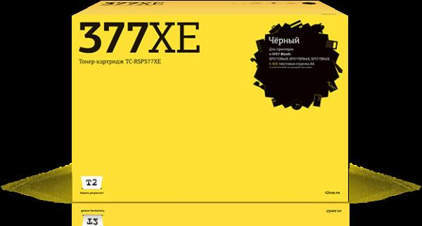 Картридж RSP377XE  черный для Ricoh