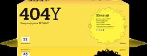 Картридж CLT-Y404S желтый для Samsung