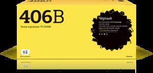 Картридж CLT-K406S  черный для Samsung