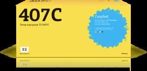 Картридж CLT-C407S голубой  для Samsung