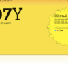 Картридж CLT-Y407S  желтый для Samsung