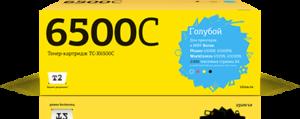 Тонер-картридж 6500C / 106R01601  голубой для Xerox