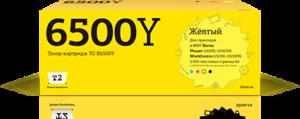 Тонер-картридж 6500Y / 106R01603 желтый для Xerox